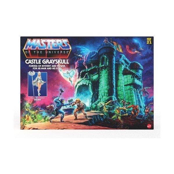 Masters of the Universe Origins 2021 Castle Grayskull online bei bigpandav.de kaufen