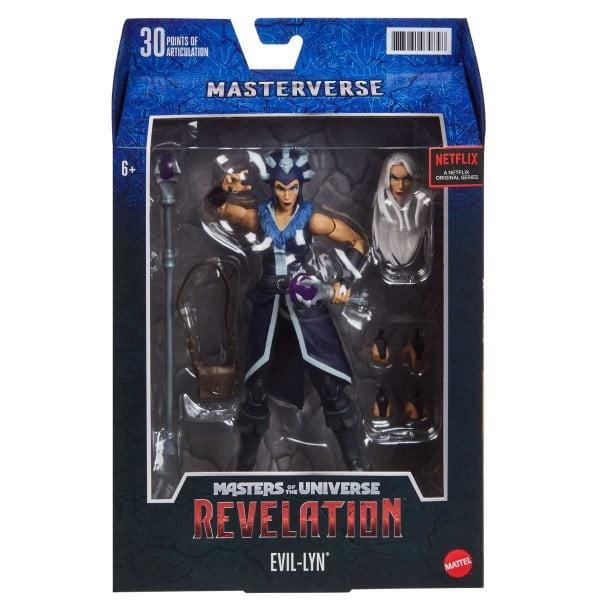 Masters of the Universe: Revelation Masterverse Actionfigur 2021 Evil-Lyn 18 cm direkt online bestellen bei bigpandav.de