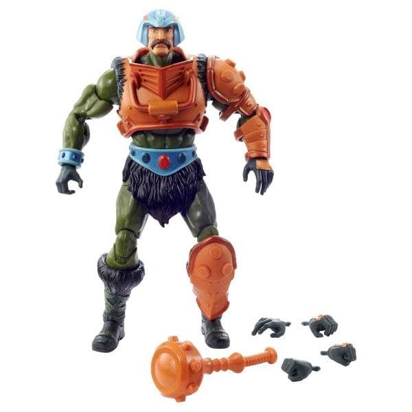 Masters of the Universe: Revelation Masterverse Actionfigur Man-At-Arms 18 cm bei bigpandav.de kaufen