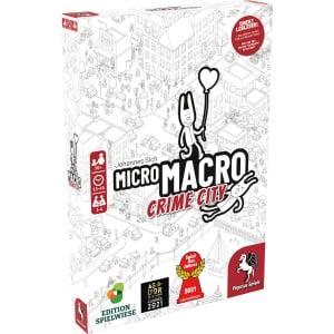 MicroMacro: Crime City *Spiel des Jahres 2021* online bei bigpandav.de kaufen