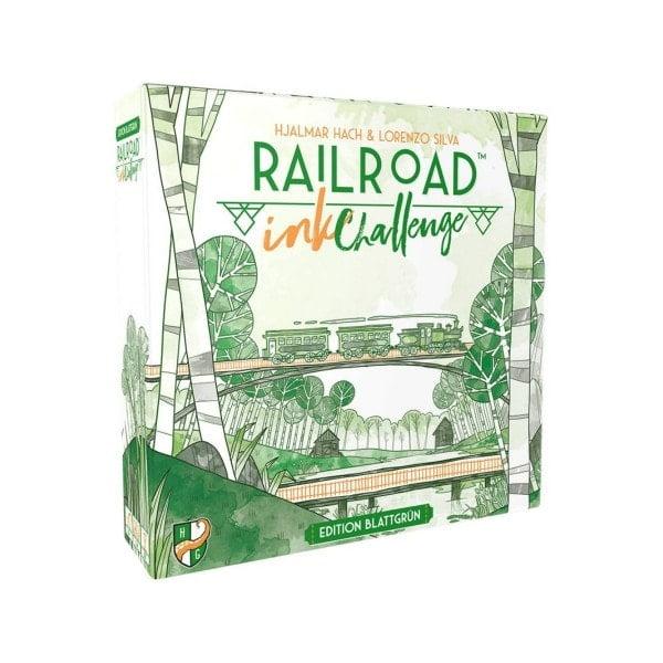 Railroad Ink Challenge: Edition Blattgrün online bei bigpandav.de kaufen