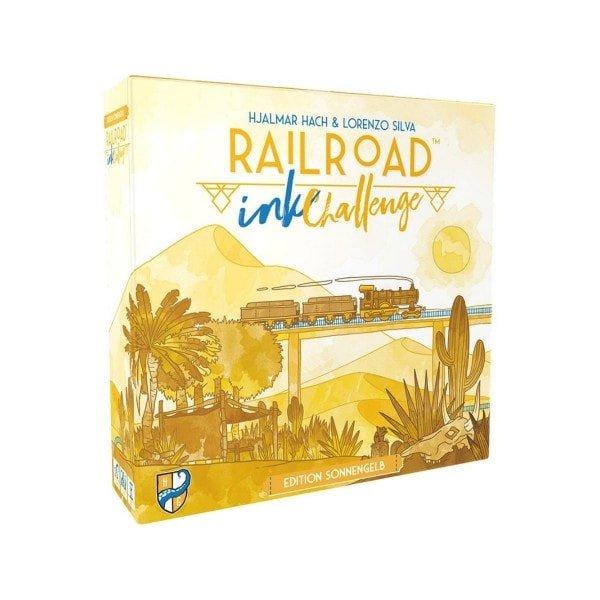 Railroad Ink Challenge: Edition Sonnengelb online bei bigpandav.de kaufen