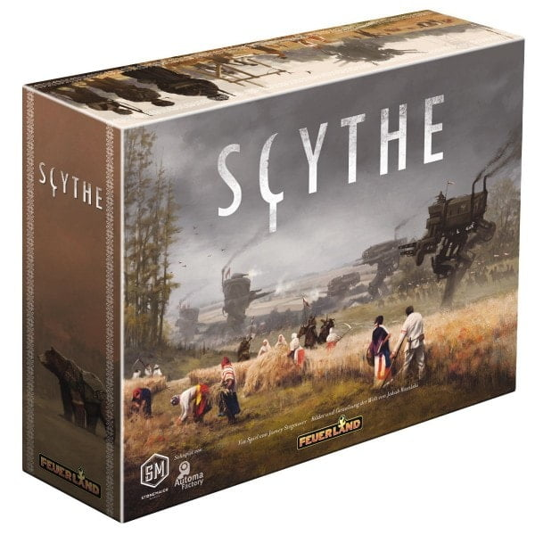 Scythe - im Onlineshop bestellen - bigpandav.de