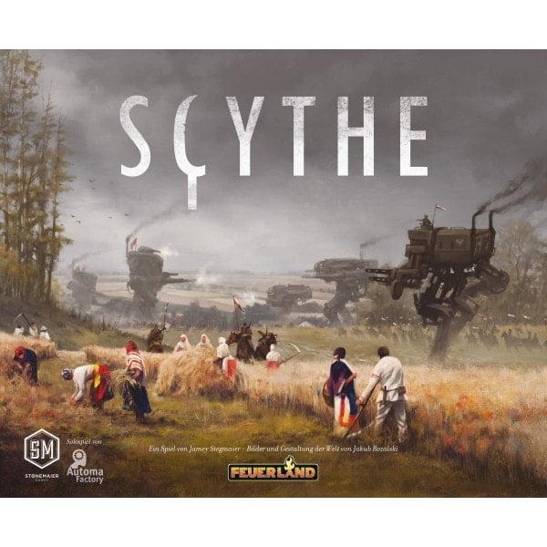 Scythe - online direkt bestellen - bigpandav.de