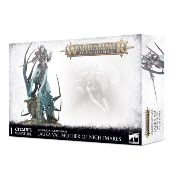 Soulblight Gravelords Lauka Vai, Mother of Nightmares - Vengorian Lord online kaufen!