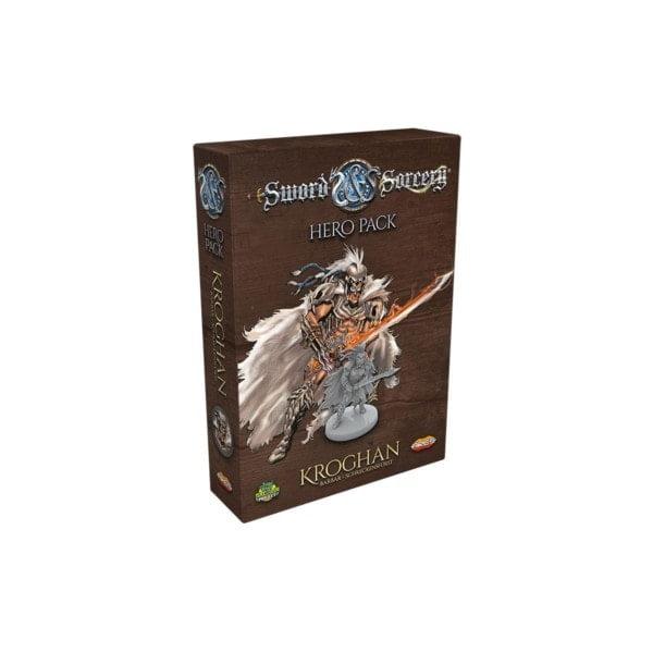 Sword & Sorcery - Kroghan - bigpandav.de