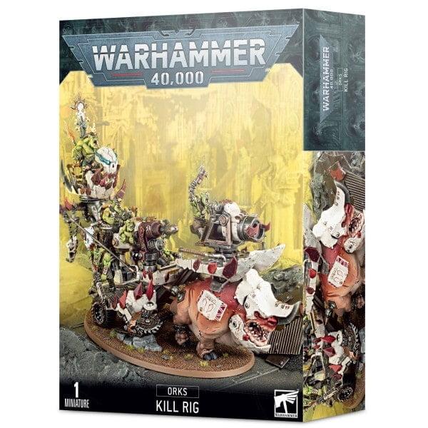 Warhammer 40.000 Orks Killakutsche sofort hier bei bigpandav.de bestellen