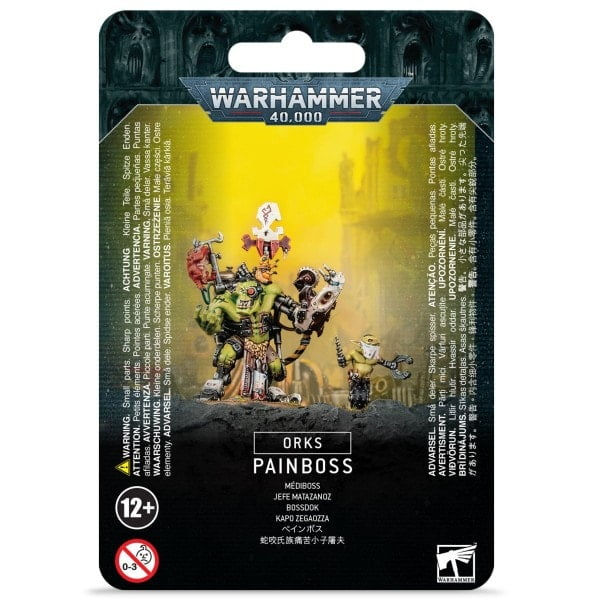Warhammer 40.000 Orks Bossdok bei bigpandav.de bestellen!