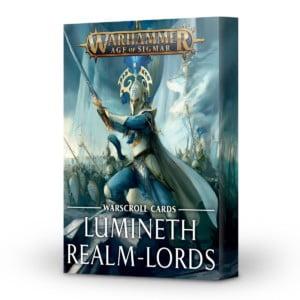 Schriftrollen-Karten Lumineth Realm-lords bigpandav.de