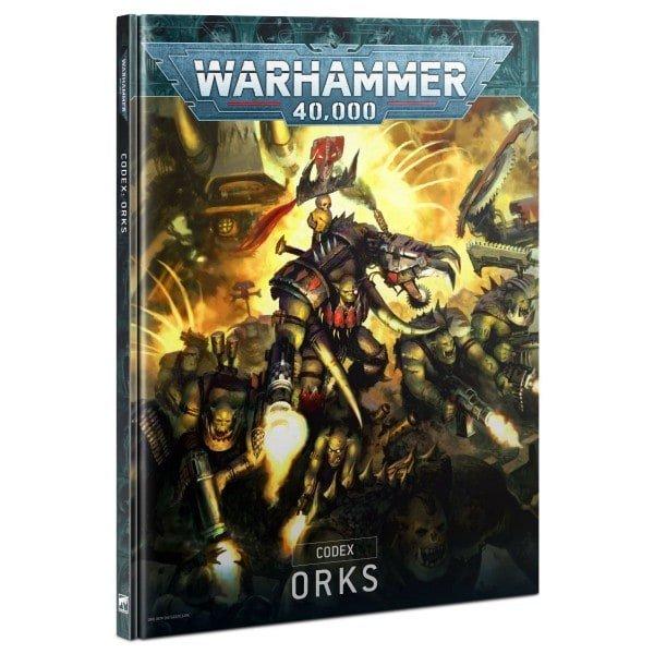 Warhammer 40.000 Codex Orks online kaufen bei bigpandav.de