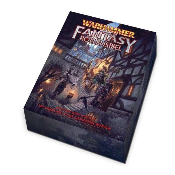 Warhammer Fantasy Rollenspiel Einsteigerset online kaufen bei bigpandav.de