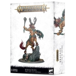 Warhammer Kragnos Miniatur - Tabletop - direkt bei bigpandav.de im Onlineshop kaufen