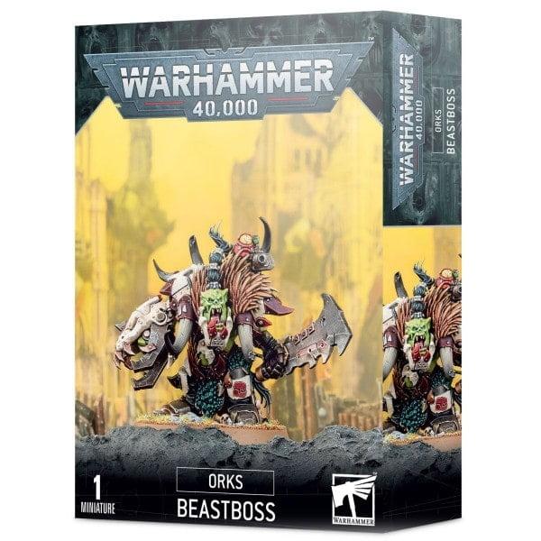 Warhammer 40.000 Orks Viechboss direkt online bestellen, bei bigpandav.de