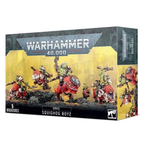 Warhammer 40.000 Orks Grunzareita online kaufen bei bigpandav.de