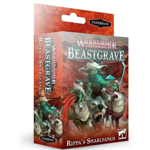 Warhammer Underworlds Fetzas Zahnfletschas bigpandav.de